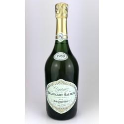 1989 - Champagne Billecart Salmon Cuvee Nicolas Francois Salmon