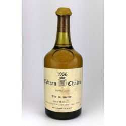 1986 - Chateau Chalon - Jean Macle