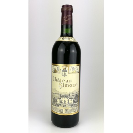 2003 - Chateau Simone red - Palette