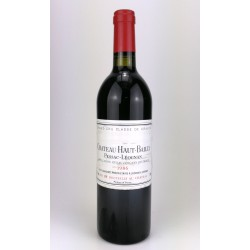 1986 - Chateau Haut Bailly - Graves