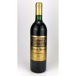 1988 - Chateau Rouget - Pomerol