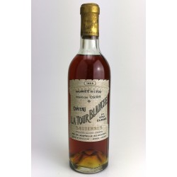 1959 - Chateau La Tour Blanche - Sauternes - Half Bottle