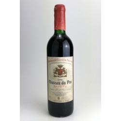 1996 - Chateau du Puy - Cotes de Francs