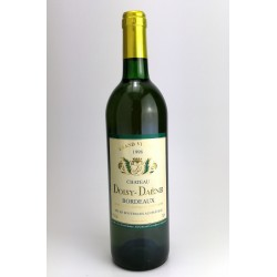 1998 - Chateau Doisy Daëne sec - Bordeaux