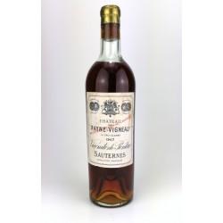 1947 - Chateau Rayne Vigneau - Sauternes