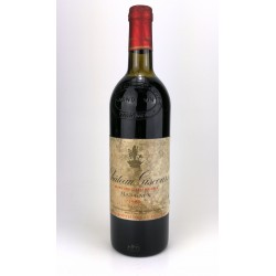 1982 - Chateau Giscours 1982 - Margaux