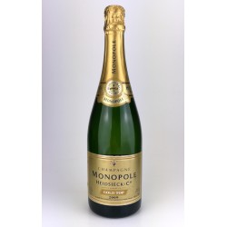 2009 - Champagne Heidsieck & Co. Monopole Gold Top