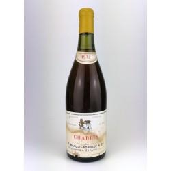 1933 - Chablis - F. Beault-Forgeot & Cie