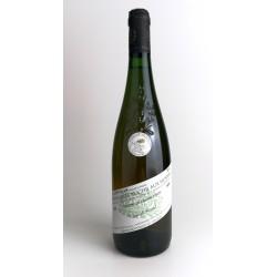 2001 - Savennières Roche aux Moines Cuvée d'Avant - Chateau de Chamboureau
