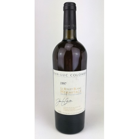 1997 - Le Rouet Blanc Hermitage - Jean Luc Colombo