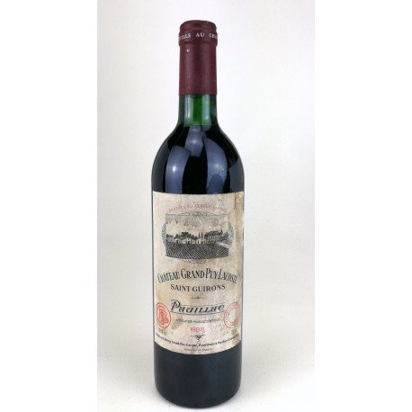 1988 - Chateau Grand Puy Lacoste - Pauillac