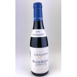 2002 - Beaune Bastion 1er Cru red - Chanson - Half botlle