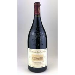 1995 - Magnum Chateau la Nerthe - Chateauneuf du Pape
