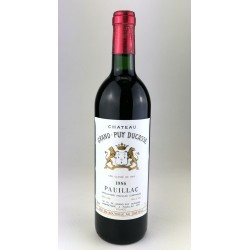 1986 - Chateau Grand Puy Ducasse - Pauillac