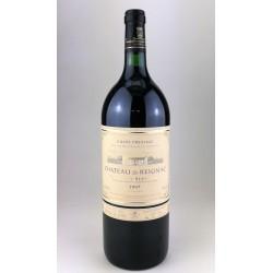 1997 - Magnum Chateau de Reignac - Bordeaux Superieur