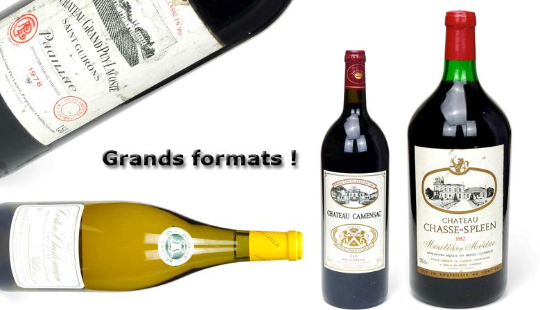 Magnums & Grands Formats